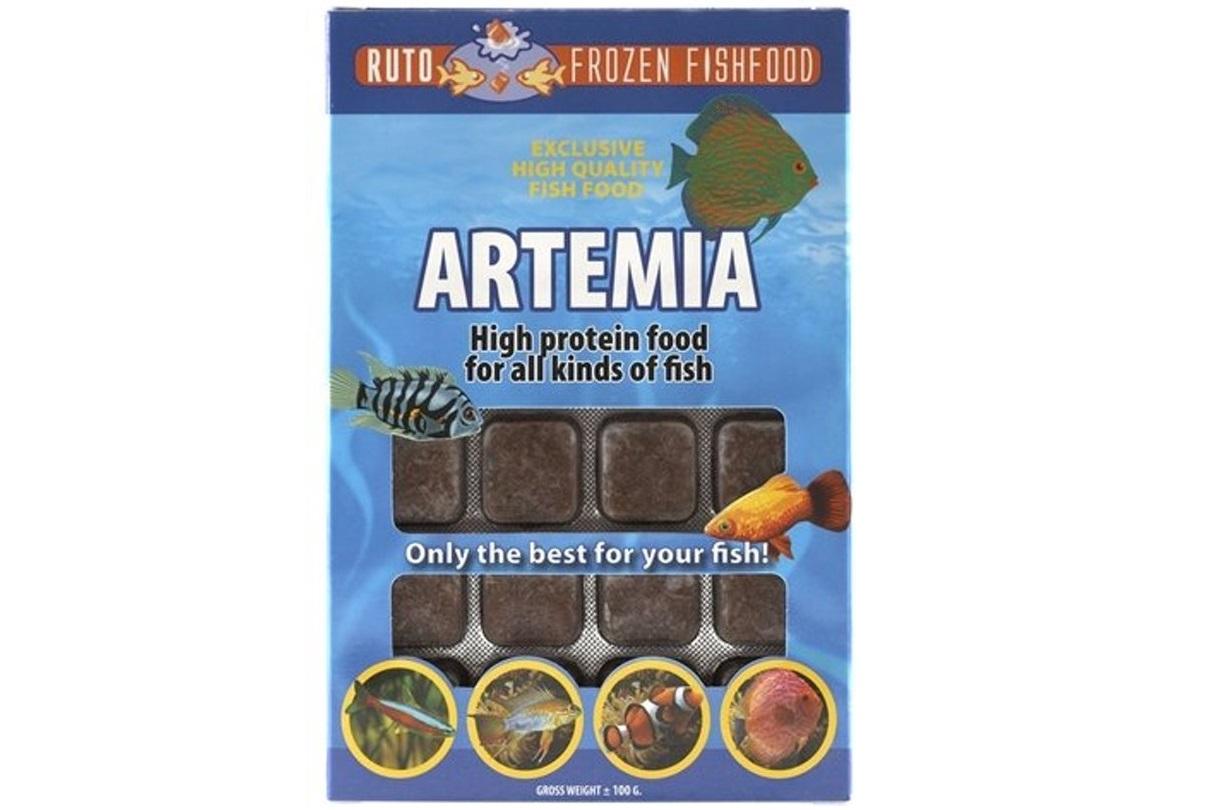 GRATIS diepvries Artemia