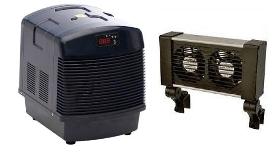 koelers ventilatoren